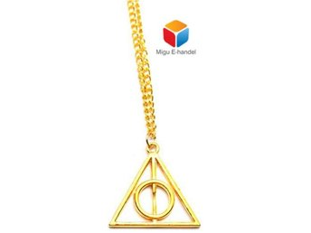 Harry Potter * Deathly hallows * Halsband * Smycke * Hänge
