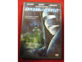 HOLLOW MAN 2 - CHRISTIAN SLATER - DVD