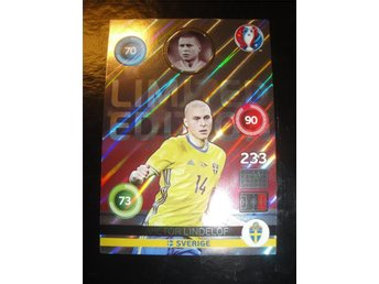Panini Adrenalyn XL EURO 2016 - Limited Edition - VICTOR LINDELÖF - Sverige