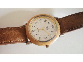 Vintage Original Japansk Armbandsur en kvarts Jenx Classic URET 38mm - Eskilstuna - Vintage Original Japansk Armbandsur en kvarts Jenx Classic URET 38mm - Eskilstuna