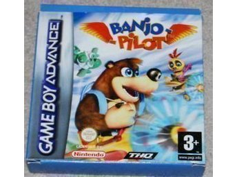 Banjo Pilot Banjo-Pilot | Gameboy Advance | GBA | PAL |