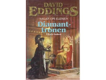 David Eddings: Diamanttronen - Elenien 1
