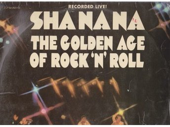 Sha-na-na: The Golden Age of Rock 'N' Roll - dubbel-LP