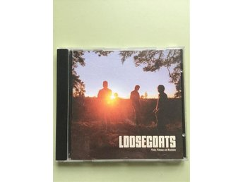 Loosegoats: plains, plateus and mountains.  CD