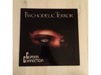 CAREEN CONNECTION - PSYCHODELIC TERROR. (MAXI SINGEL)
