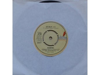 "Roundtree title* Get On Up* Disco 7"" UK"