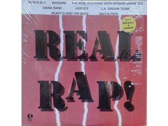 Various title* Real Rap!* Old School Hip-Hop 80's LP Comp.US - Hägersten - Various title* Real Rap!* Old School Hip-Hop 80's LP Comp.US - Hägersten