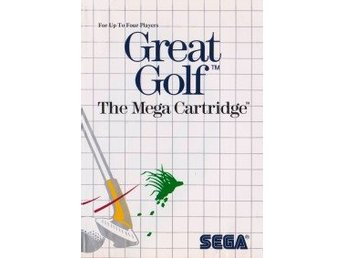Great Golf (Ej Bok) (Beg)