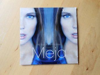 CD-singel Meja - All 'bout the money / Are you ready?
