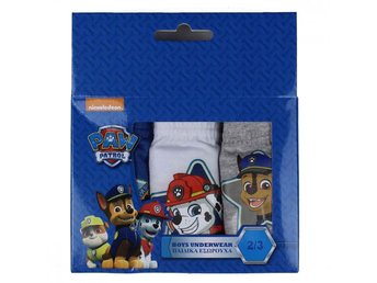 Pojkkalsong i 3-pack Paw Patrol
