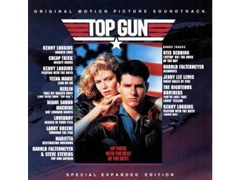 Soundtrack: Top Gun (CD)
