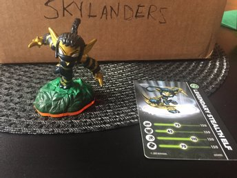 Skylanders legendary stealth elf