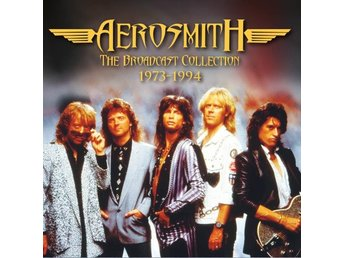 Aerosmith: Broadcast collection 1973-94 (FM) (15 CD)