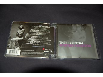 Whitney Houston. The Essential. Dubbel CD. Sony