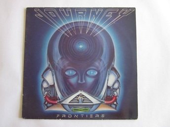 Journey ‎–Frontiers lp 1983 Holland original Melodic hardroc