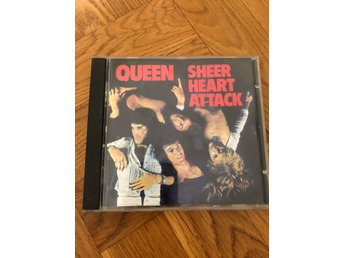Queen Sheer heart attack CD