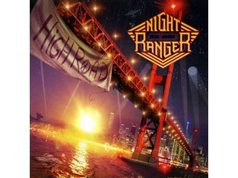 Night Ranger -High road lp Melodic hardrock ltd 250 copies