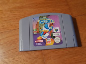 DONALD DUCK QUACK ATTACK N64 BEG