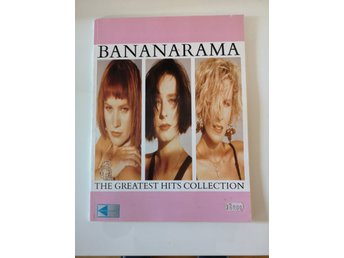 Noter Bananarama Greatest Hits Collection