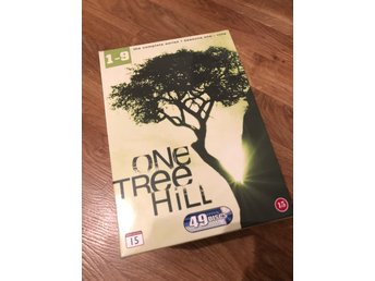 One tree hill 1-9 Complete collection DVD