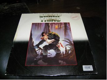 Swamp thing  - 1st  Laserdisc