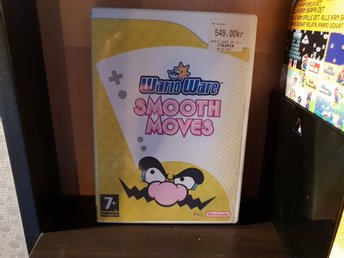 Warioware Smooth Moves till Nintendo Wii