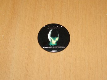 Alien, The Directors Cut, pin