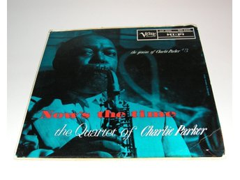 Charlie Parker - Now´s the time