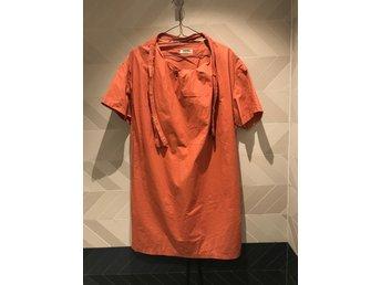 Acne Jeans klänning, Rost orange (406877594) ᐈ Köp på Tradera