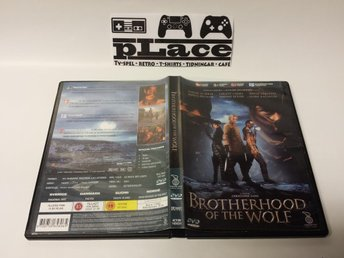 Brotherhood Of The Wolf DVD