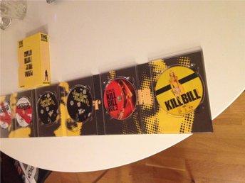 Quentin Tarantino DVD-box - Göteborg - Quentin Tarantino DVD-box - Göteborg