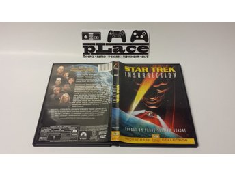 Star Trek 9 - Insurrection DVD