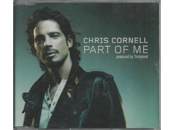 CHRIS CORNELL PART OF ME 2009 RARE M/M ENHANCED MAXI SINGEL
