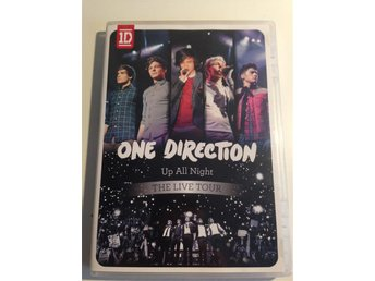 One Direction // DVD // The only way is up // Up all night live tour