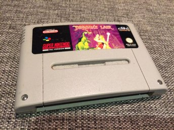 Supernintendo, SNES***Dragons Lair***