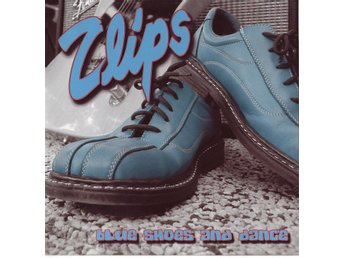 Zlips - Blue shoes and dance