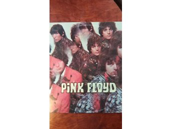 Pink Floyd Piper At The Gates Of Dawn 1967 Sweden I mycket bra skick
