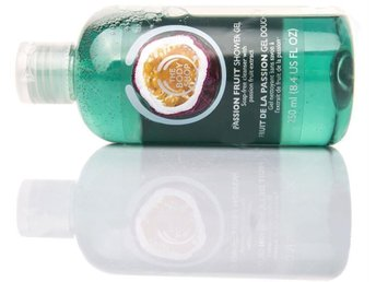 The Body Shop Passion Fruit Shower Gel  250 ml Ny/Oöppnad!