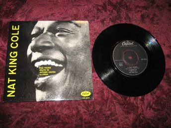 NAT KING COLE EP (TOO YOUNG-ROUTE 66-AUTUMN LEAVES-ILLUSION) - Katrineholm - NAT KING COLE EP (TOO YOUNG-ROUTE 66-AUTUMN LEAVES-ILLUSION) - Katrineholm