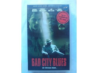 VHS - Bad City Blues