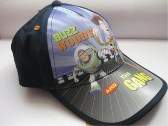 Disney Toy Story Barn Keps Hat cap - Buzz Woody and the gang Mörkblå NY THN - Uddevalla - Disney Toy Story Barn Keps Hat cap - Buzz Woody and the gang Mörkblå NY THN - Uddevalla