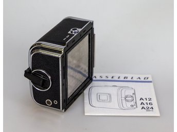 Hasselblad Chrome A12 Film back, good condition