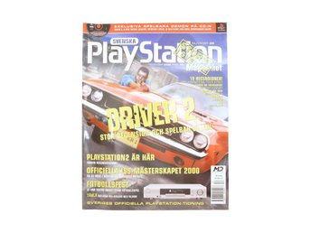 Svenska Playstation Magasinet Nr 36