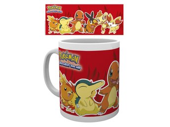 Mugg - Pokemon - Fire Partners (MG1096)