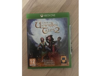 Xbox one spel unwritten tales 2