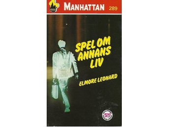 Manhattan-pocket nr 289, Spel om annans liv, 1975