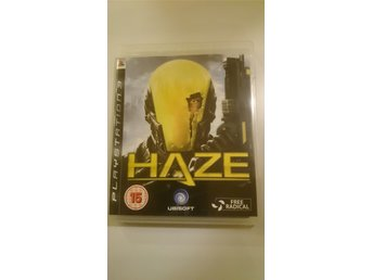 PlayStation 3   PS3   Spel    HAZE