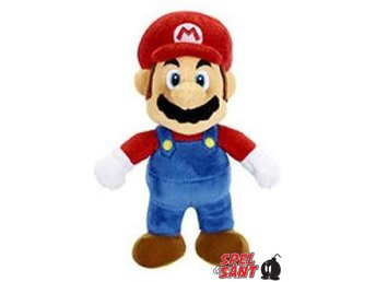 World of Nintendo 15cm Mario Plush Figur