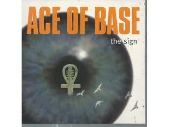 ACE OF BASE -THE SIGN ( CD MAXI/SINGLE )