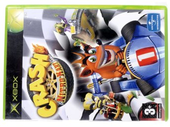 Crash Nitro Kart - Xbox - PAL (EU)